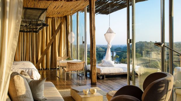 Singita Lebombo Lodge — Kruger National Park, South Africa