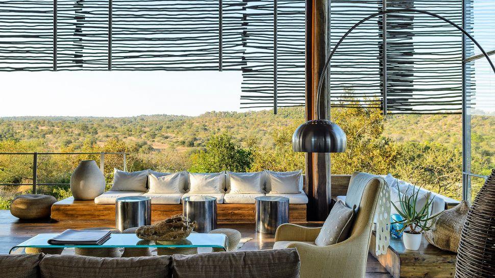 Singita Lebombo Lodge — Kruger National Park, South Africa