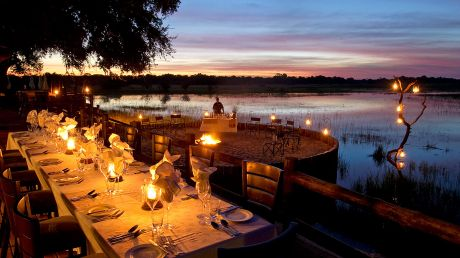 Sanctuary Chief's Camp - Mombo, Botswana