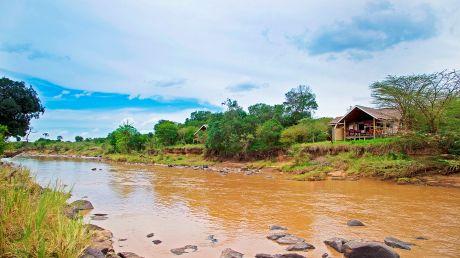 Sanctuary Olonana - Masai Mara Reserve, Kenya