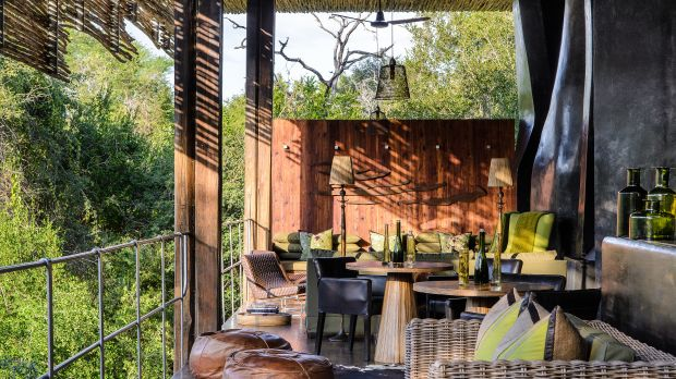 Singita Sweni Lodge — Kruger National Park, South Africa