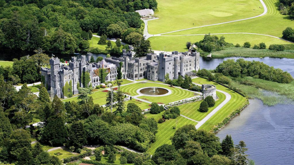 Ashford Castle - County Mayo, Ireland