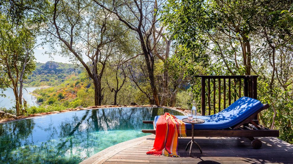 Singita Pamushana Lodge - Malilangwe Private Wilderness Reserve, Zimbabwe