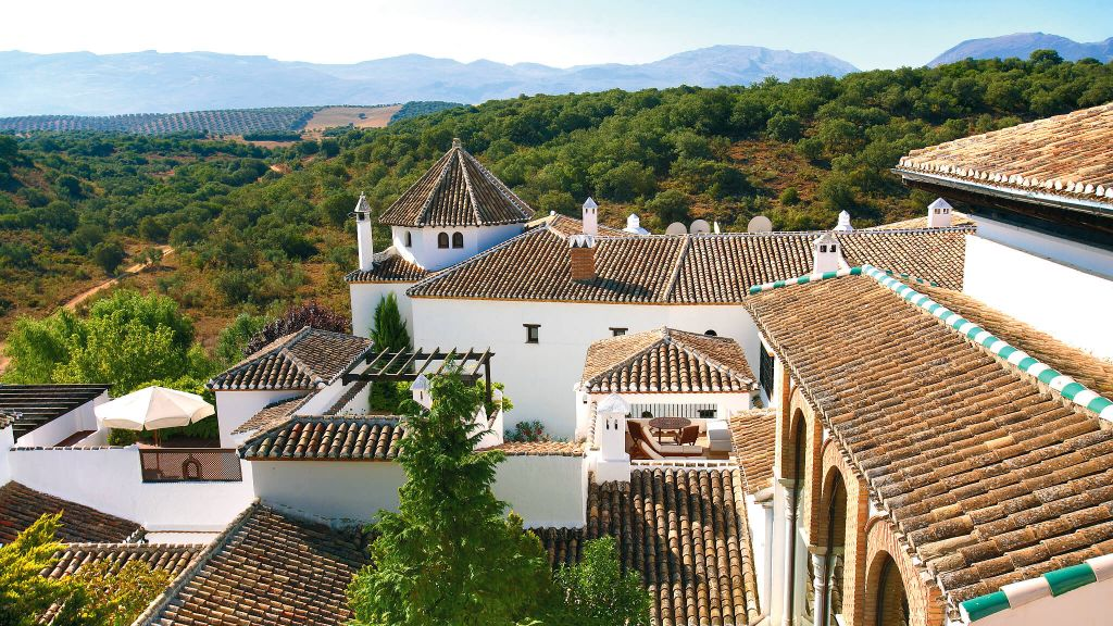 Barcelo la bobadilla loja andalusien for Design hotels andalusien