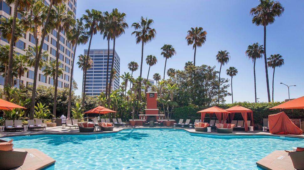 Fashion Island Hotel Greater Los