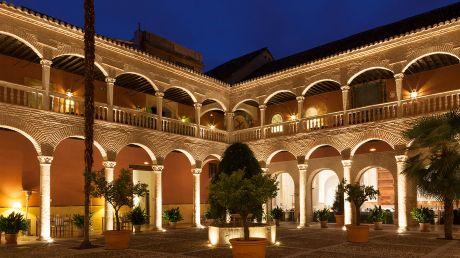 AC Palacio de Santa Paula - Granada, Spain