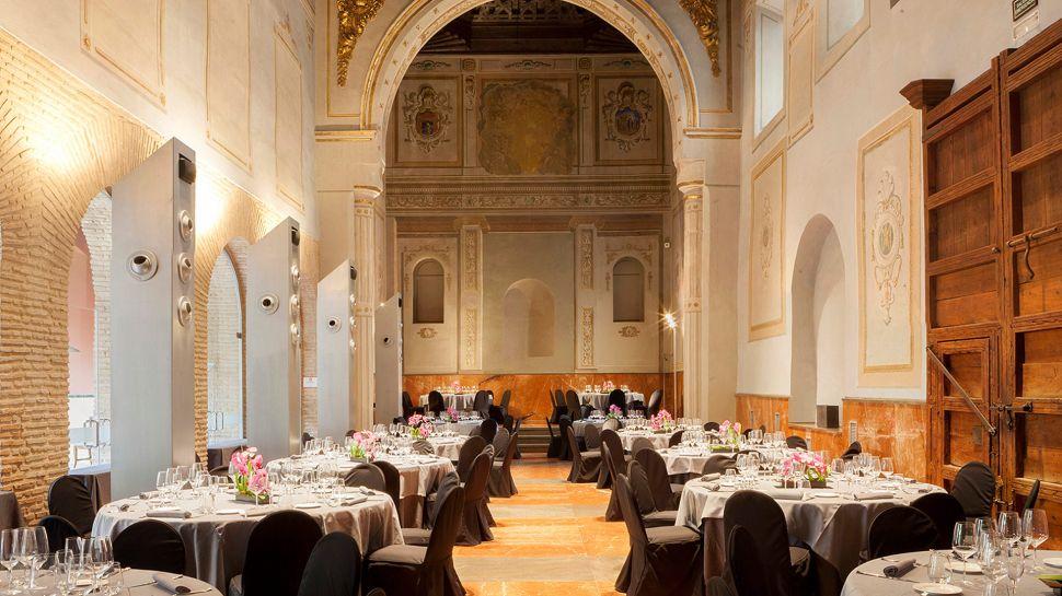 Ac palacio de santa paula andalucia spain for Best boutique hotels granada