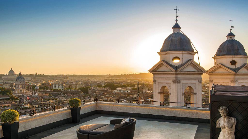 Hotel Hassler Roma Rome Lazio
