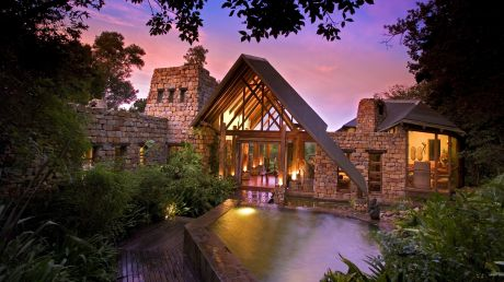 Tsala Treetop Lodge - Plettenberg Bay, South Africa