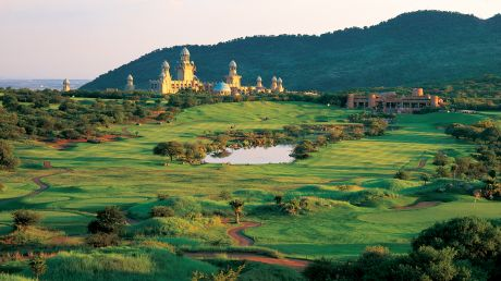 The Palace of the Lost City at Sun City - Rustenburg, South Africa