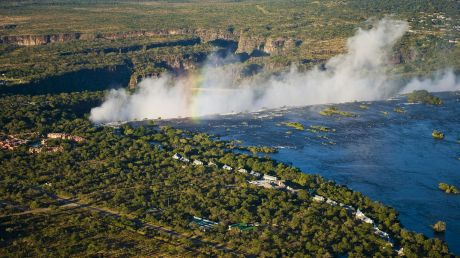 The Royal Livingstone - Victoria Falls, Zambia