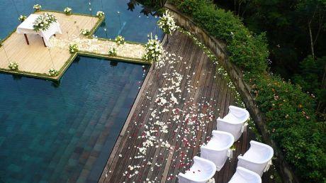 Hanging Gardens Of Bali Ubud Bali