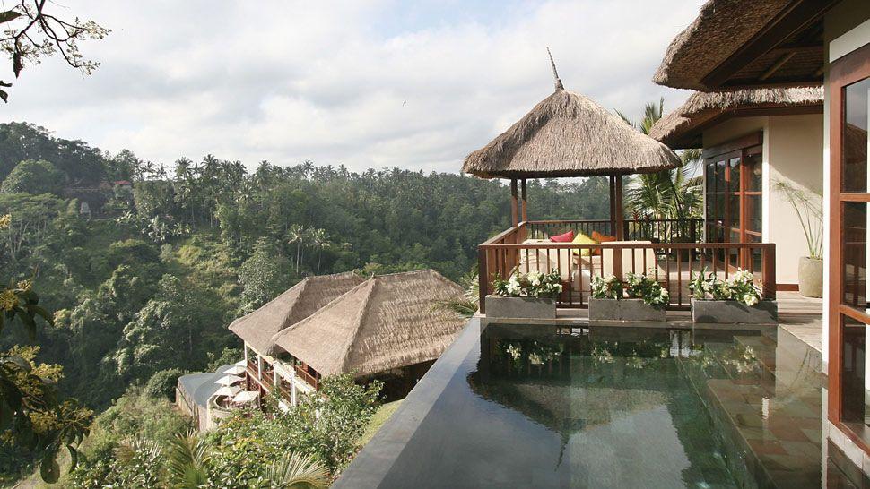 Hanging Gardens Ubud - Ubud, Indonesia
