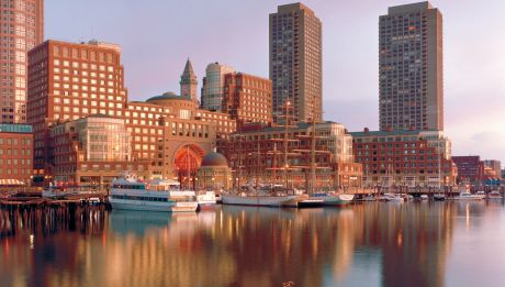 Boston Harbor Hotel - Boston, United States