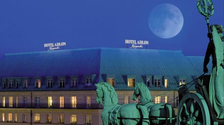 Hotel Adlon Kempinski Berlin - Berlin, Germany