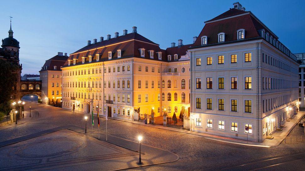 Hotel Taschenbergpalais Kempinski Dresden - Dresden, Germany