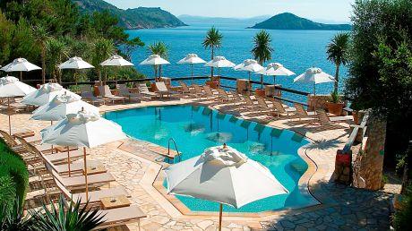 Hotel Il Pellicano - Porto Ercole, Italy
