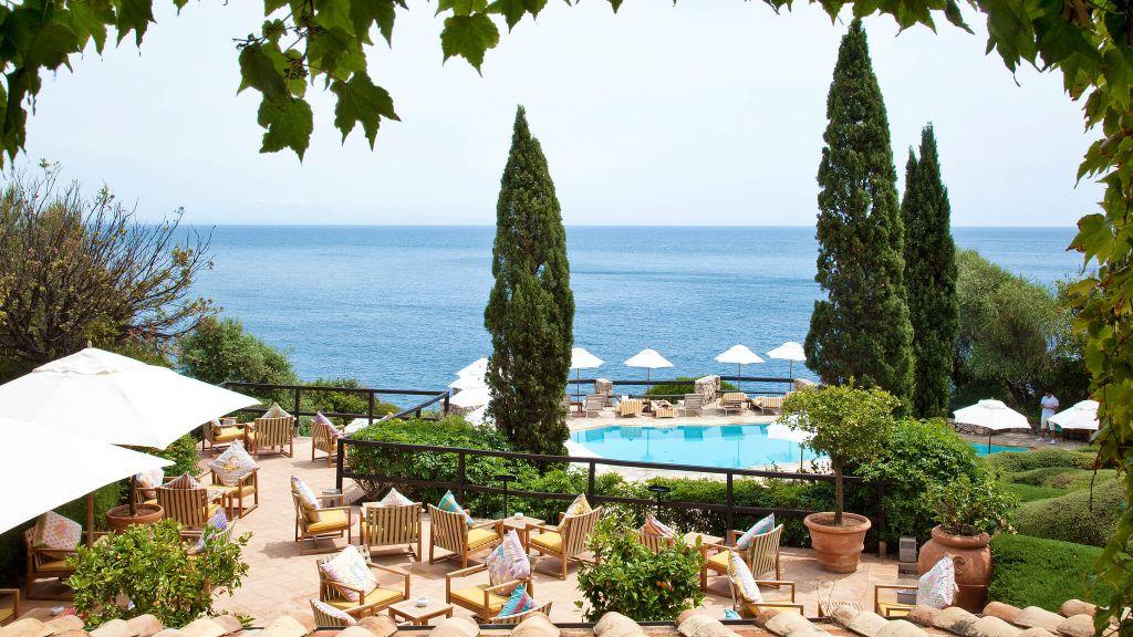 Bar Terrace Pool