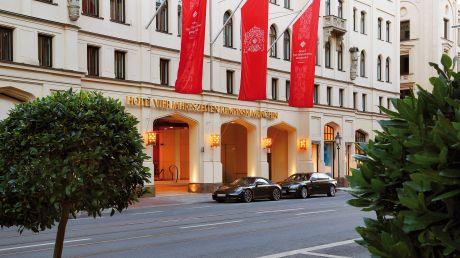 Hotel Vier Jahreszeiten Kempinski - Munich, Germany