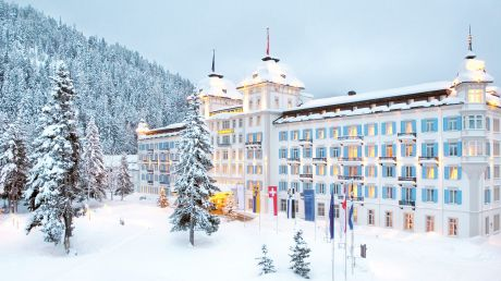 Kempinski Grand Hotel des Bains - St. Moritz, Switzerland