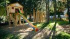 kids play area at Kempinski Grand Hotel des bains