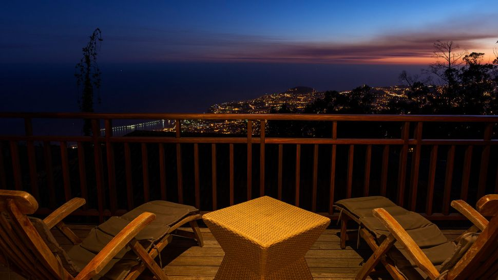 Choupana Hills Resort & Spa — Funchal, Portugal