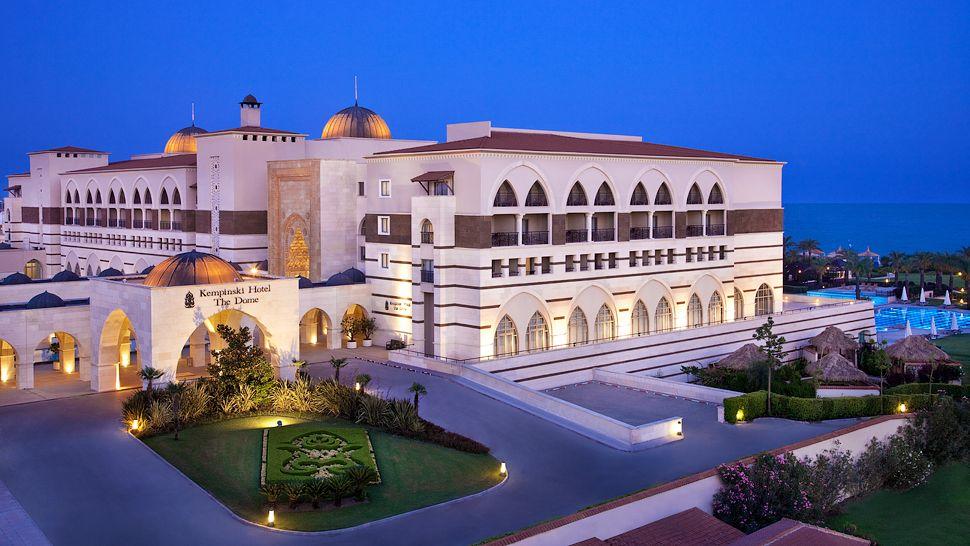 Kempinski Hotel The Dome — Belek, Turkey