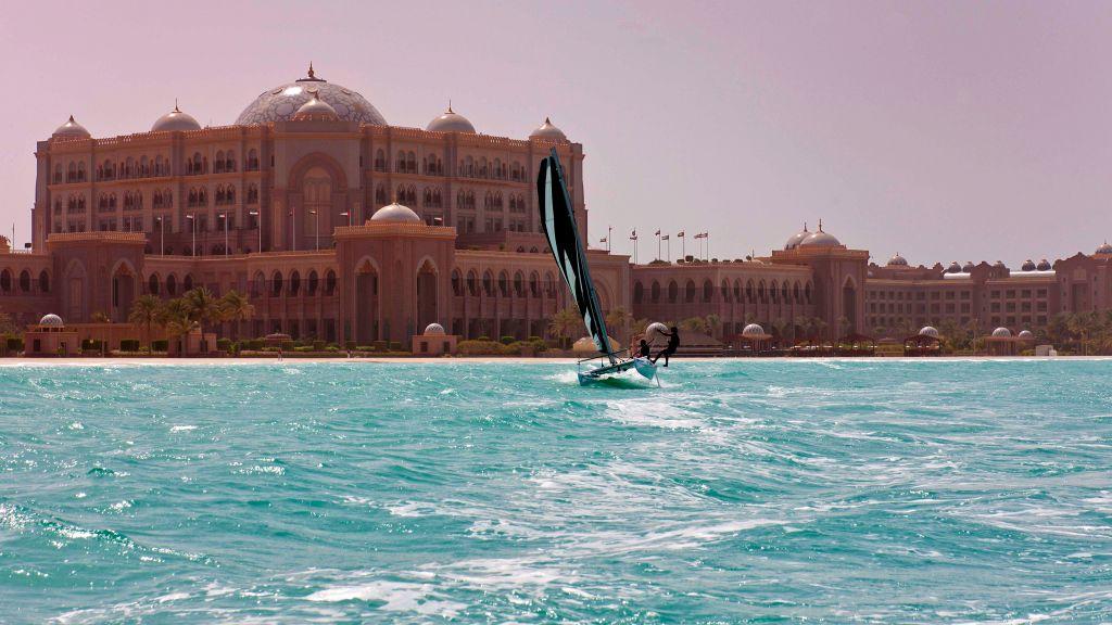 Emirates Palace Abu Dhabi - Abu Dhabi, United Arab Emirates