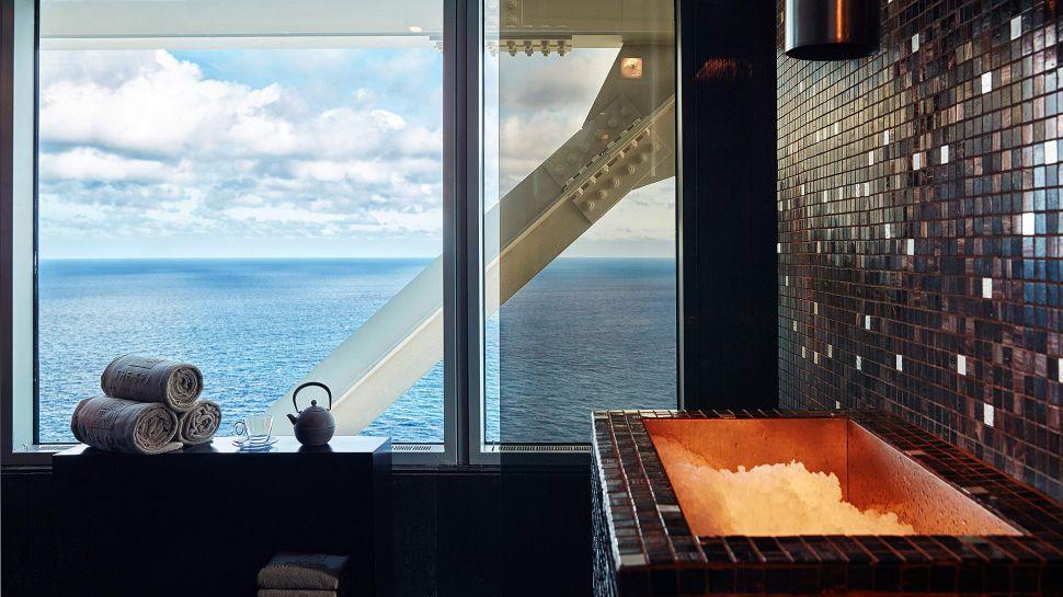 Sea View At Hotel Arts