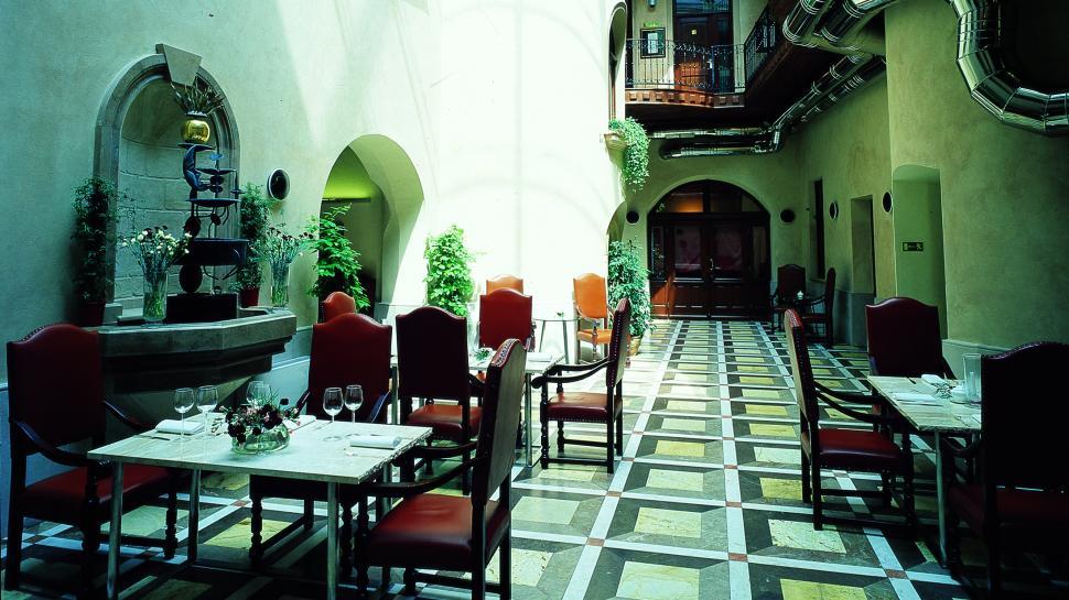 Hotel Copernicus — Krakow, Poland