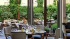 La  Banca  Garden  Hotel de  Rome.