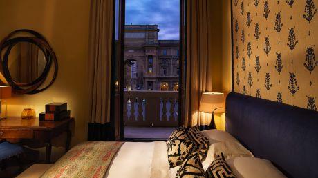 Hotel Savoy - Florence, Italy