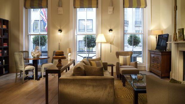 Brown's Hotel — London, United Kingdom