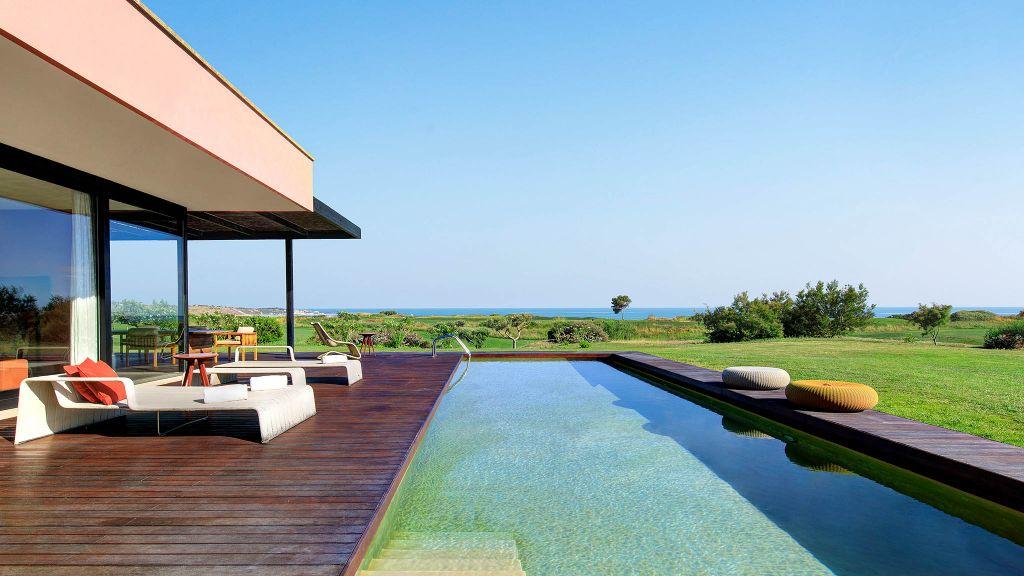 BEST FAMILY-FRIENDLY HOTEL Verdura Resort  Italy, pool view, luxury hotels
