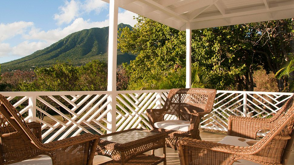 Montpelier Plantation and Beach — Pond Hill, St Kitts and Nevis