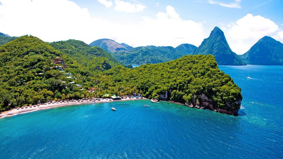 Anse Chastanet — Soufriere, St Lucia