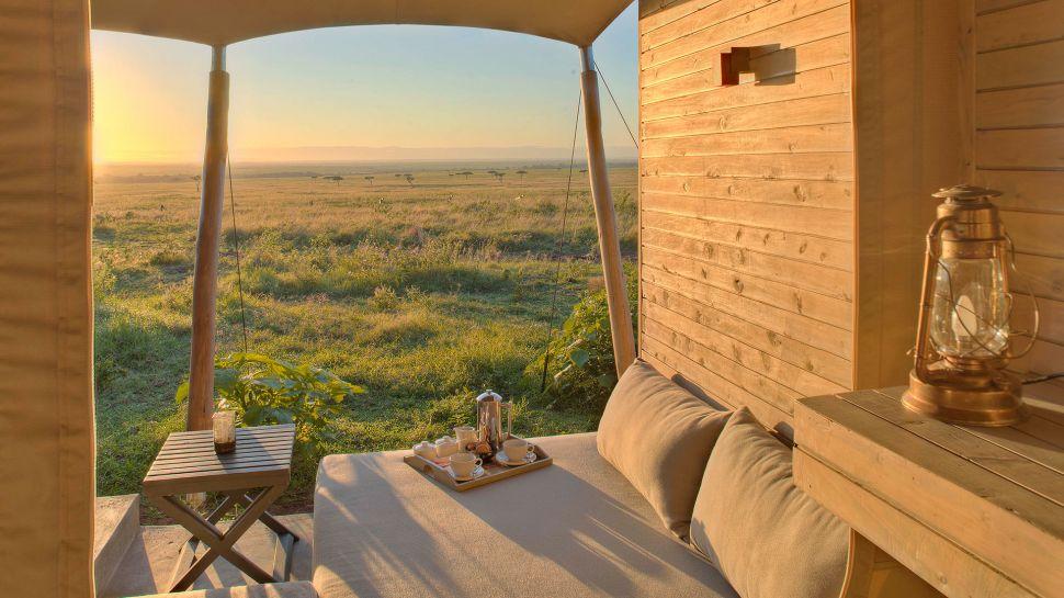 andBeyond Kichwa Tembo Camp - Masai Mara Reserve, Kenya