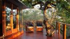 thanda tented camp tent in the bush