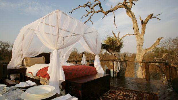 Lion Sands Ivory Lodge — Sabi Sand Reserve, South Africa