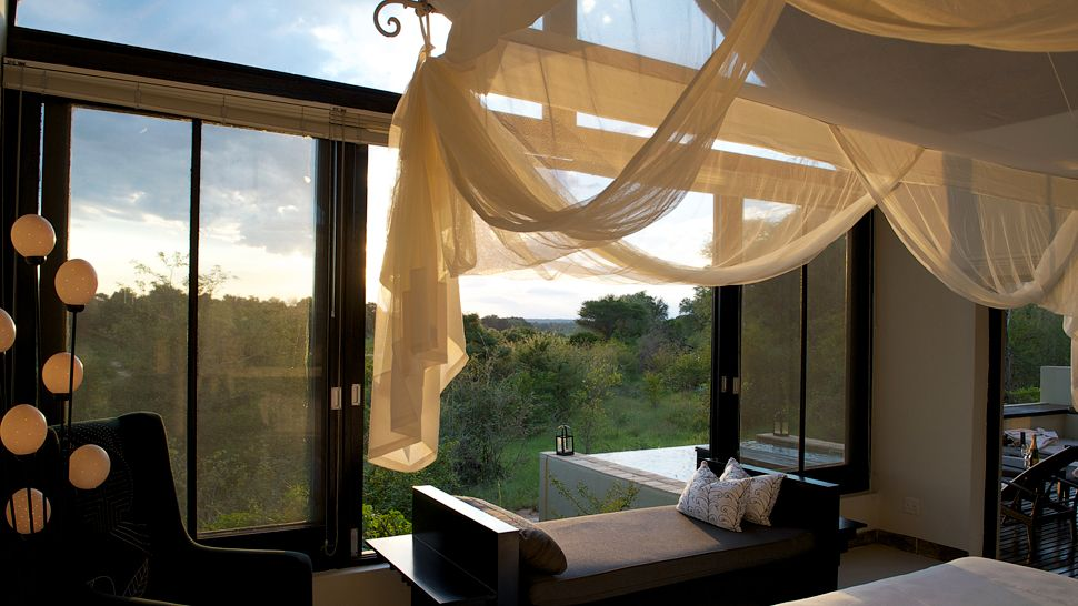 Lion Sands Ivory Lodge — Sabi Sand Reserve, South Africa