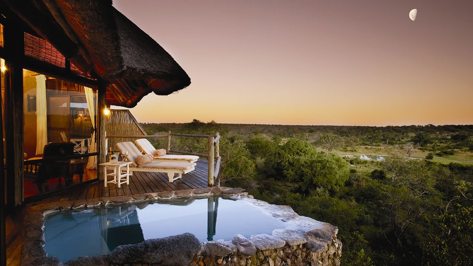 Leopard hills private game reserve sabi sand reserve for Exclusive luxury accommodation