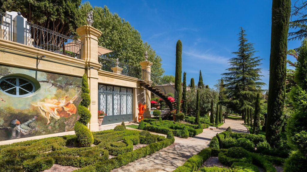 La Villa Gallici - Aix-en-Provence, France