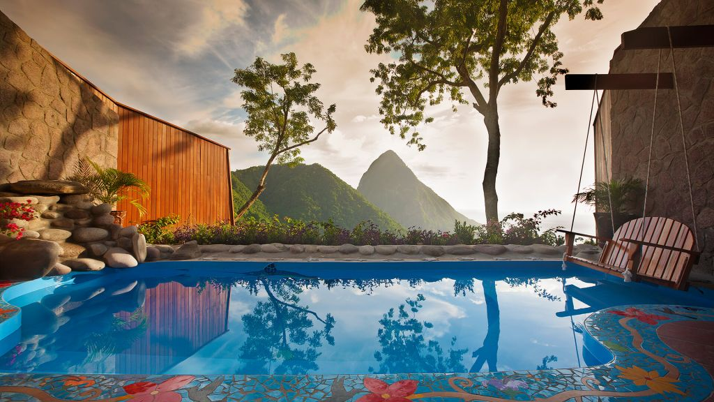 Ladera - Soufriere, St Lucia