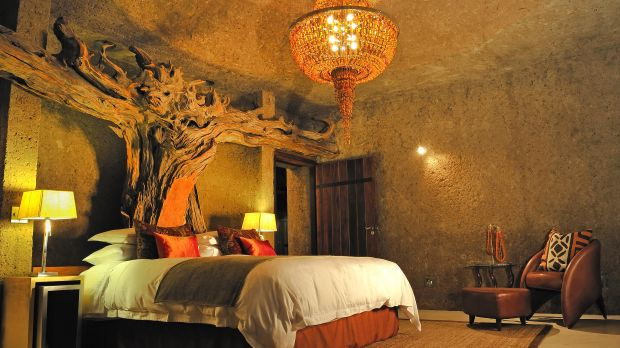 Earth Lodge, Sabi Sabi Private Game Reserve — Sabi Sand Reserve, South Africa
