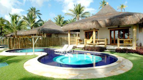 Kiaroa Eco-Luxury Resort - Marau Peninsula, Brazil