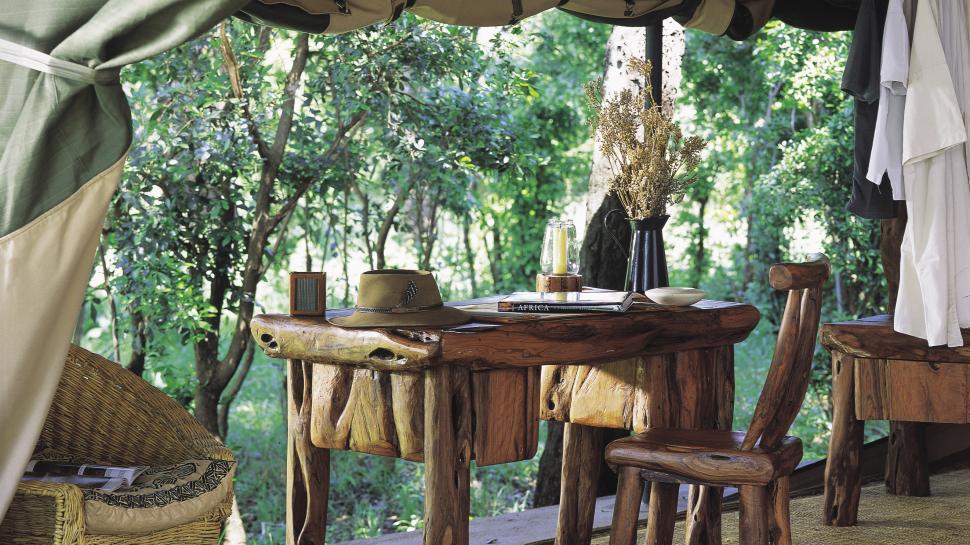 Governors' Il Moran Camp - Masai Mara Reserve, Kenya