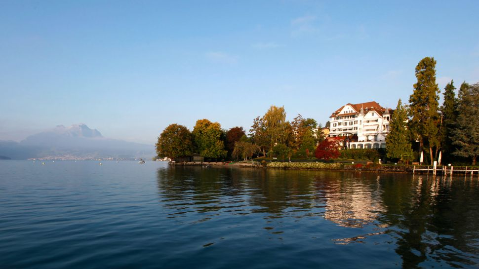 Park Weggis - Weggis, Switzerland