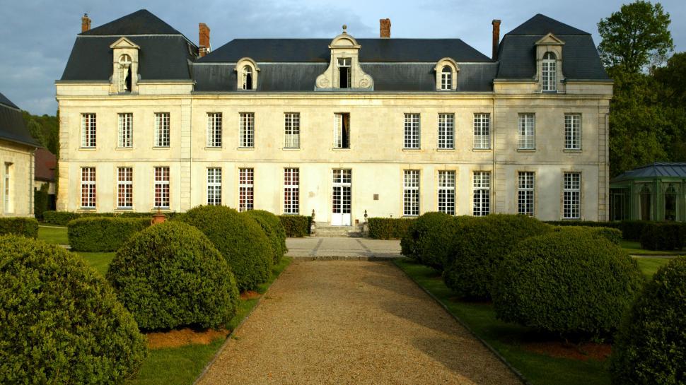 Château de Courcelles - Courcelles-sur-Vesle, France