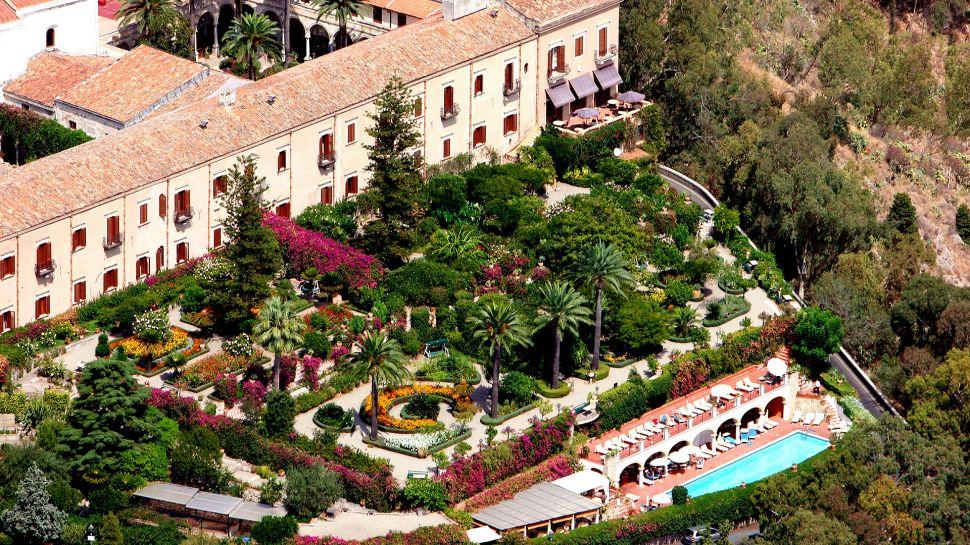 San Domenico Palace Hotel - Taormina, Italy
