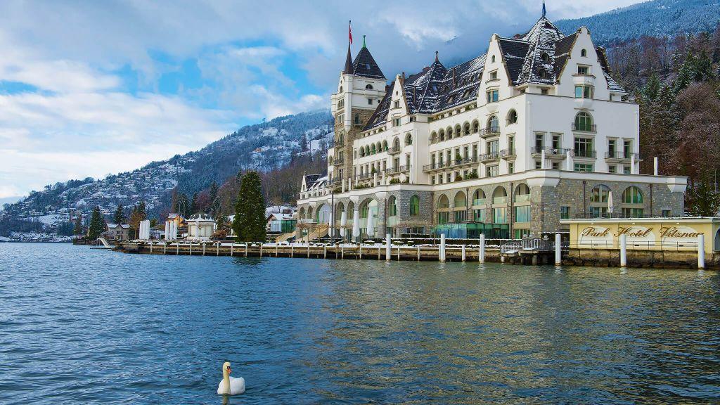 Park Hotel Vitznau, Lake Lucerne, Lucerne